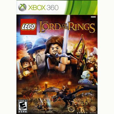 Microsoft LEGO Lord Of The Rings for Xbox 360