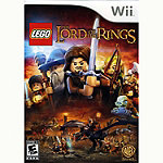 Nintendo LEGO Lord Of The Rings for Wii
