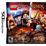 Nintendo LEGO Lord Of The Rings for 3DS