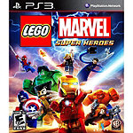 Sony LEGO Marvel Super Heroes for PS3