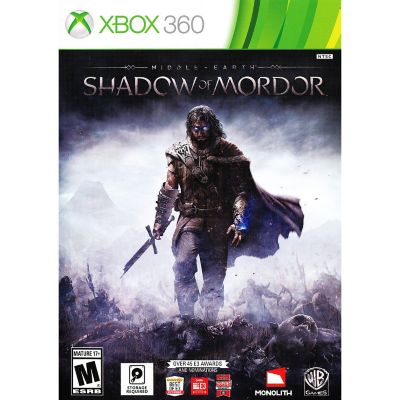Microsoft Middle Earth: Shadow of Mordor for Xbox 360