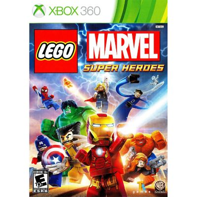 Microsoft LEGO Marvel Super Heroes for Xbox 360