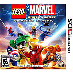Nintendo LEGO Marvel Super Heroes: Universe In Perial for Nintendo 3DS