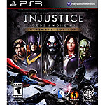 Sony Injustice: Gods Among Us - Ultimate Edition for PS3