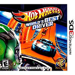 Microsoft Hot Wheels Worlds Best for Xbox 360