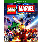 Microsoft LEGO Marvel Super Heroes for Xbox One