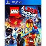 Sony LEGO Movie Videogame for PS4
