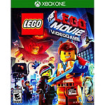 Microsoft Microsoft LEGO Movie Videogame for Xbox One