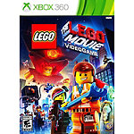 Microsoft Lego Movie Videogame for Xbox 360
