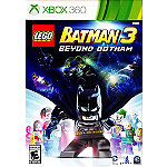 Microsoft Lego Batman 3: Beyond for Xbox 360
