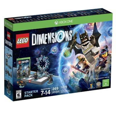 Microsoft Lego Dimensions Starter Pack for Xbox One