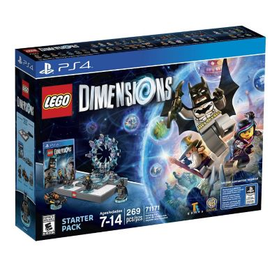 Sony Lego Dimensions Starter Pack for PS4