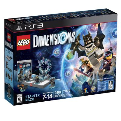 Sony Lego Dimensions Starter Pack for PS3