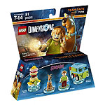 Warner Home Lego Dimensions Scooby Doo Team Pack