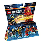 Warner Home Lego Dimensions Ninjago Team Pack