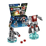 Warner Home Lego Dimensions DC Cyborg Fun Pack