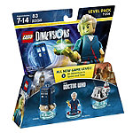 Warner Home Lego Dimensions Dr. Who Level Pack