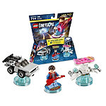 Warner Home Lego Dimensions Back to the Future Level Pack