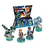 Warner Home Lego Dimensions Jurassic World Team Pack