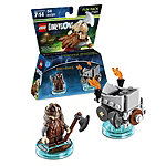 Warner Home Lego Dimensions Lord of the Rings Gimli Fun Pack
