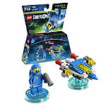 Warner Home Lego Dimensions Movie Benny Fun Pack
