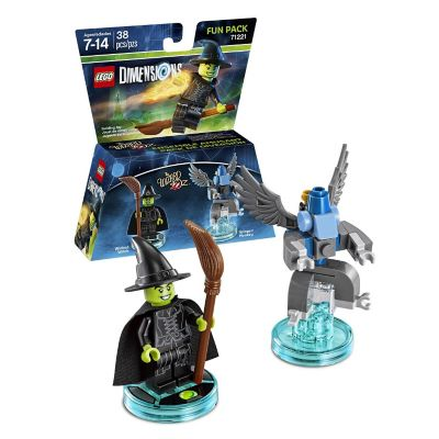 Warner Home Lego Dimensions Oz Wicked Witch Fun Pack