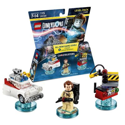 Warner Home Lego Dimensions Ghost Level Pack