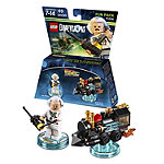 Warner Home Lego Dimensions Back to the Future Doc Brown Fun Pack