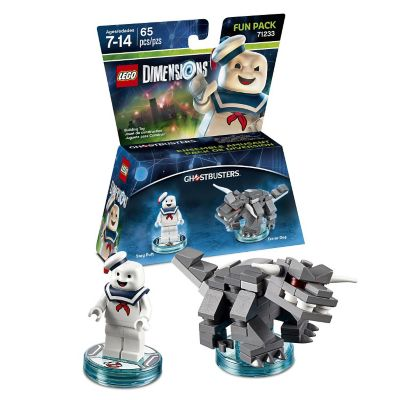 Warner Home Lego Dimensions Ghost Staypuft Fun Pack