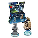 Warner Home Lego Dimensions Dr. Who Cyberman Fun Pack