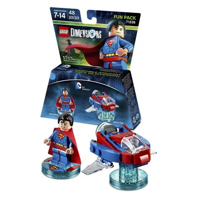Warner Home Lego Dimensions DC Superman Fun Pack