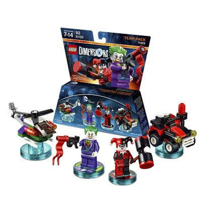 Warner Home Lego Dimensions DC Comics Team Pack
