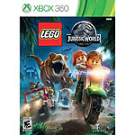 Microsoft LEGO Jurassic World for Xbox 360