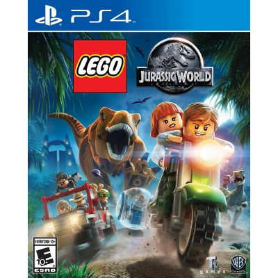 Sony LEGO Jurassic World for PS4