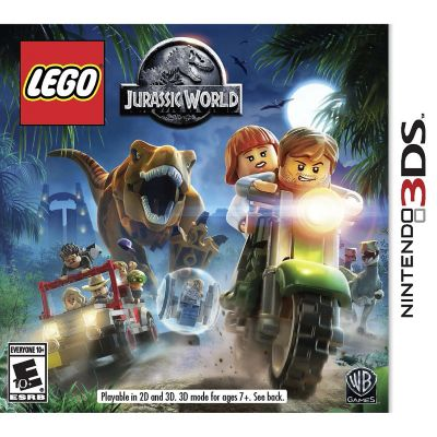 Nintendo LEGO Jurassic World for 3DS