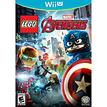 Nintendo LEGO Marvels Avengers for Wii U