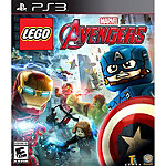 Sony LEGO Marvels Avengers for PS3
