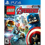 Sony LEGO Marvels Avengers for PS4