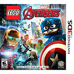 Nintendo LEGO Marvels Avengers for 3DS