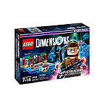 Warner Home Lego Dimensions New Ghostbusters Story Pack
