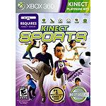 Microsoft Kinect Sports for Xbox 360