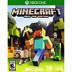Microsoft Minecraft for Xbox One
