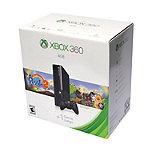 Microsoft Xbox 360 4GB Console with Peggle 2