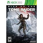 Microsoft Rise Tomb Raider for Xbox 360