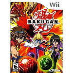 Nintendo Bakugan: Battle Brawlers for Wii (Pre-Owned)