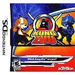 Nintendo Kung Zhu for Nintendo DS (Pre-Owned)