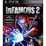 Sony Infamous 2 for PS3 (Pre-Owned)