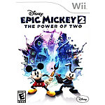 Nintendo Epic Mickey 2: Power Of Two for Wii (Pre-Owned)