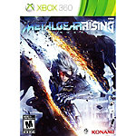 Microsoft Metal Gear Rising: Revengeance for Xbox 360 (Pre-Owned)