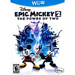 Nintendo Epic Mickey 2: Power Of Two for Wii U (Pre-Owned)